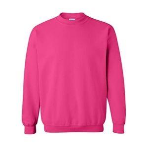 3/$50 Bright Pink Crewneck Sweater